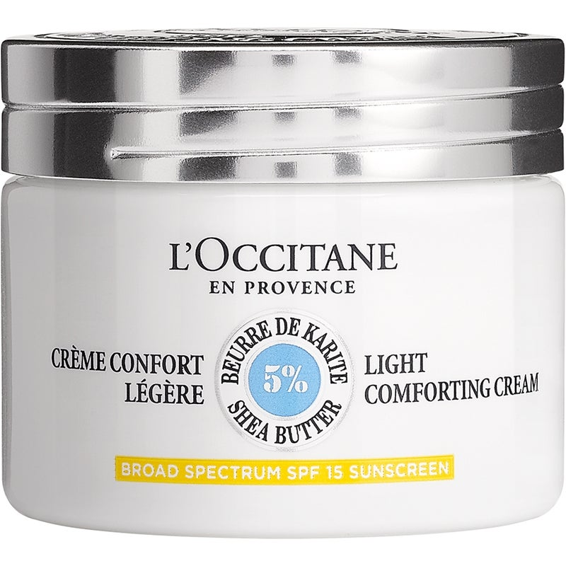 L'Occitane Shea Light Cream SPF15
