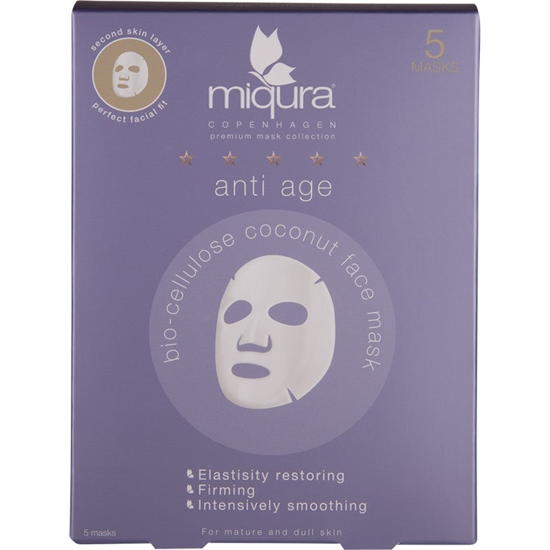Miqura Anti Age Sheet Mask