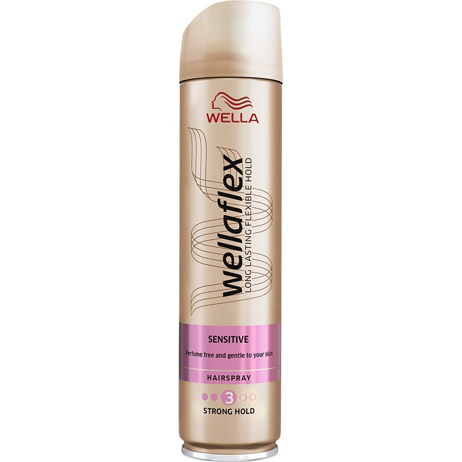 Wellaflex HS Sensitive Strong, 250 ml Wella Styling Hårspray