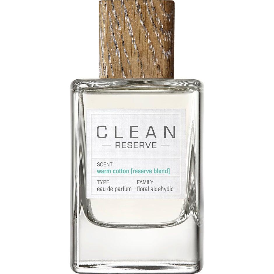 CLEAN Reserve Warm Cotton [Reserve Blend] , 100 ml Clean Parfym