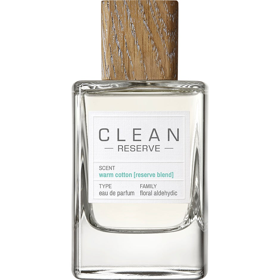 Warm Cotton Reserve Blend EdP 100ml Clean Parfym thumbnail
