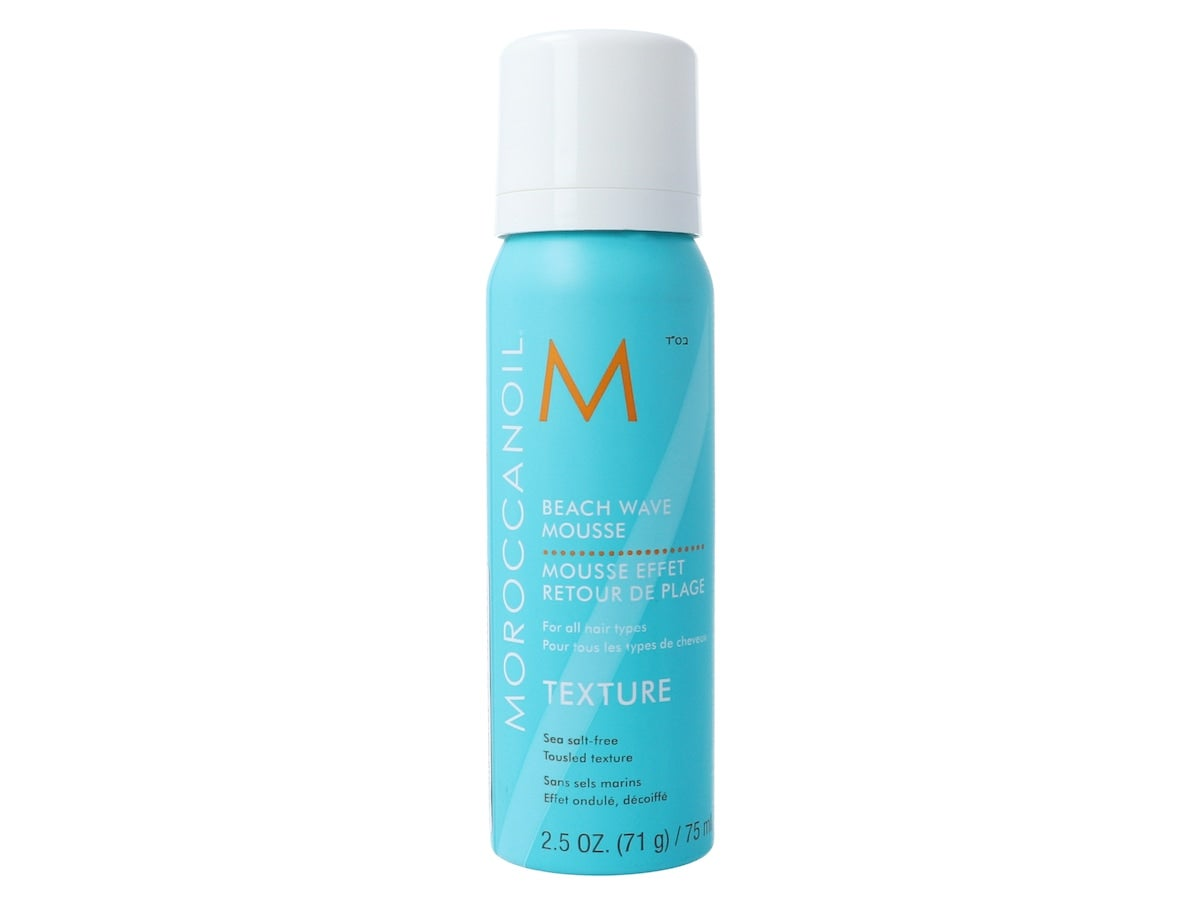 Beach Wave Mousse, Moroccanoil Mousse