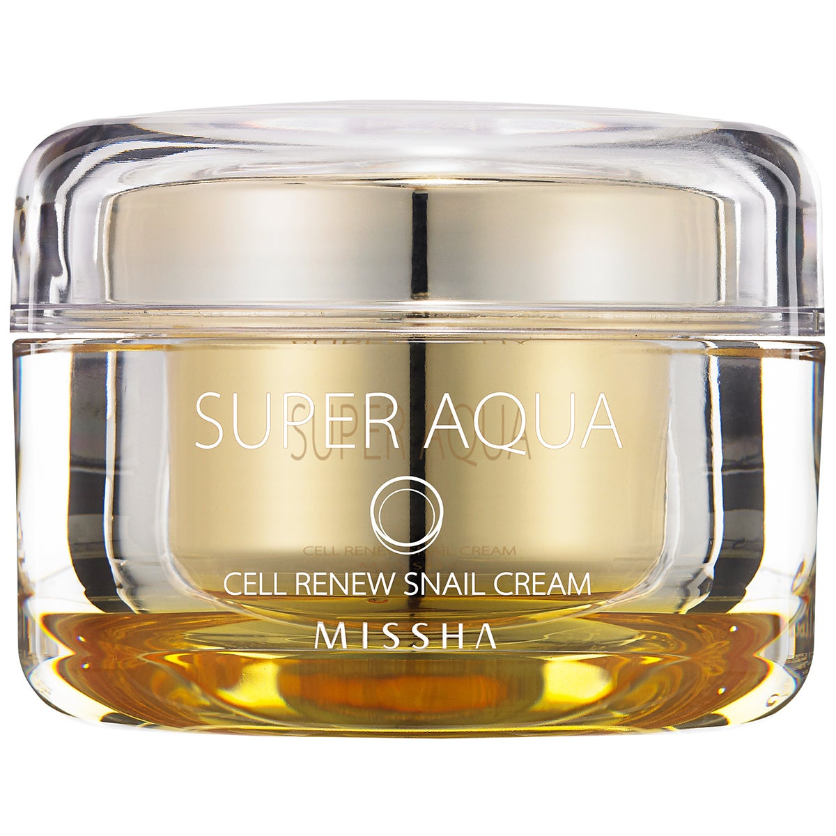 Super Aqua Cell Renew Snail Cream, 47 ml MISSHA K Beauty Ansiktskräm
