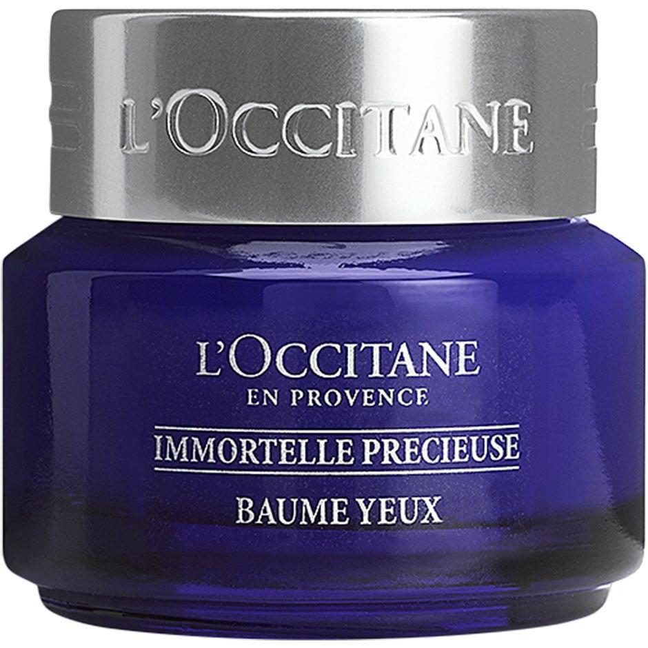 L'Occitane Immortelle Precious Eye Balm, Precious Eye Balm 15 ml L'Occitane Ögonkräm