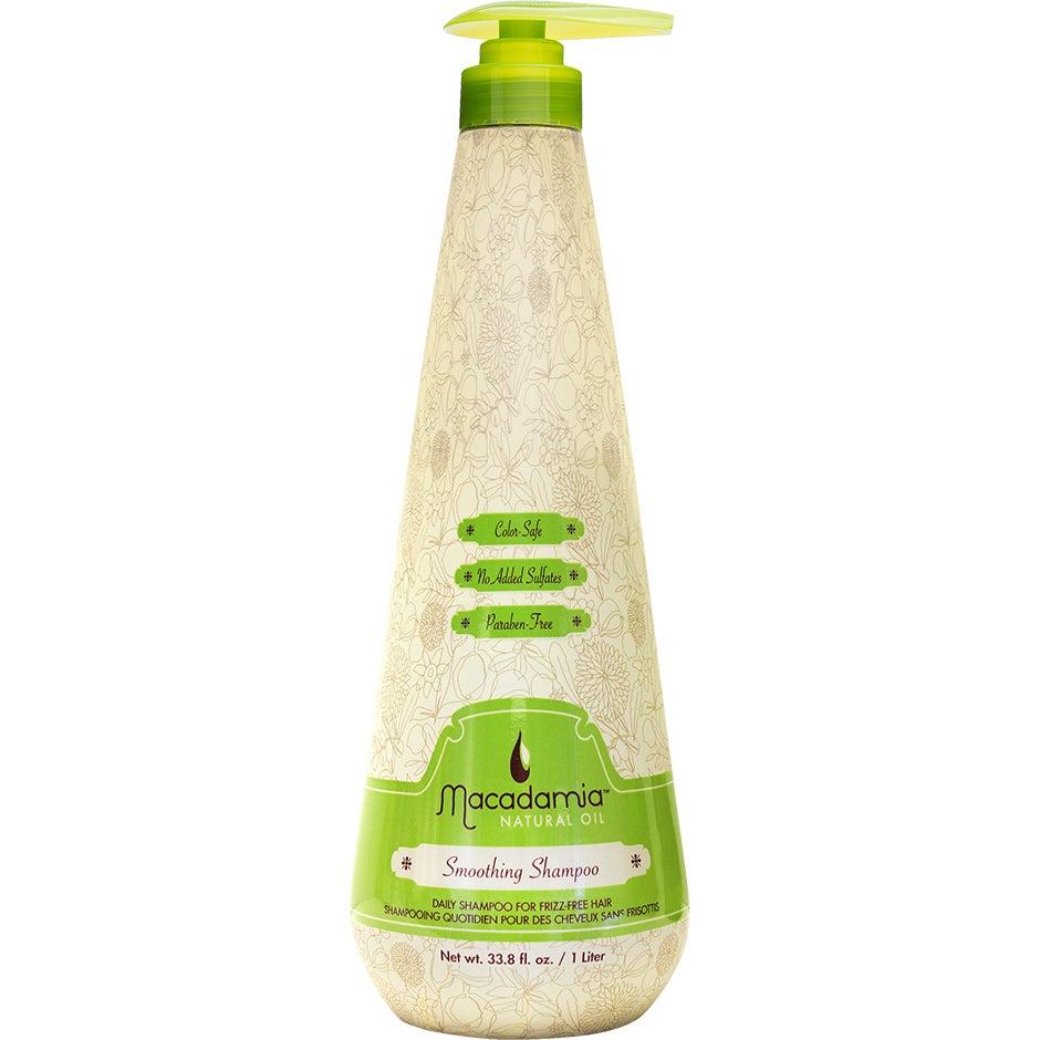 Smoothing Shampoo, 1000 ml Macadamia Shampoo