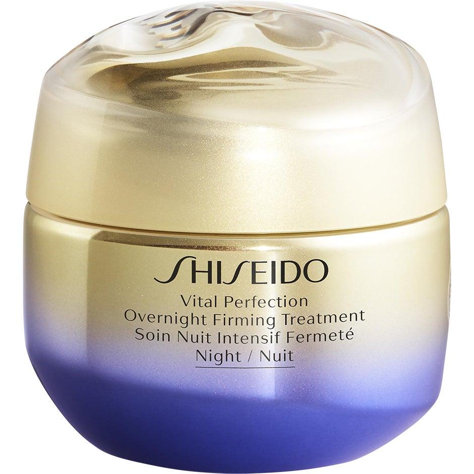 Vital Perfection Overnight Firming Treatment, 50 ml Shiseido Nattkräm