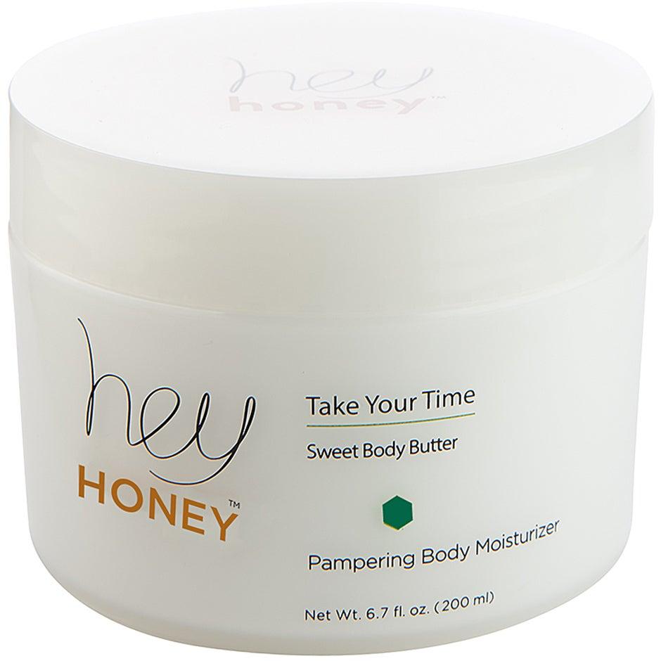 Köp Take Your Time,  200ml Hey Honey Kroppslotion fraktfritt