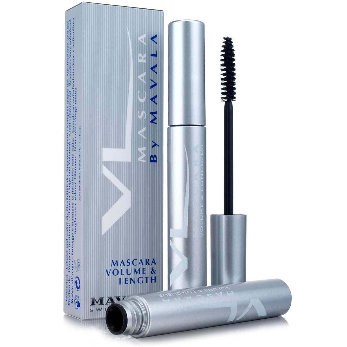 Mascara Volume & Length, 10 ml Mavala Mascara