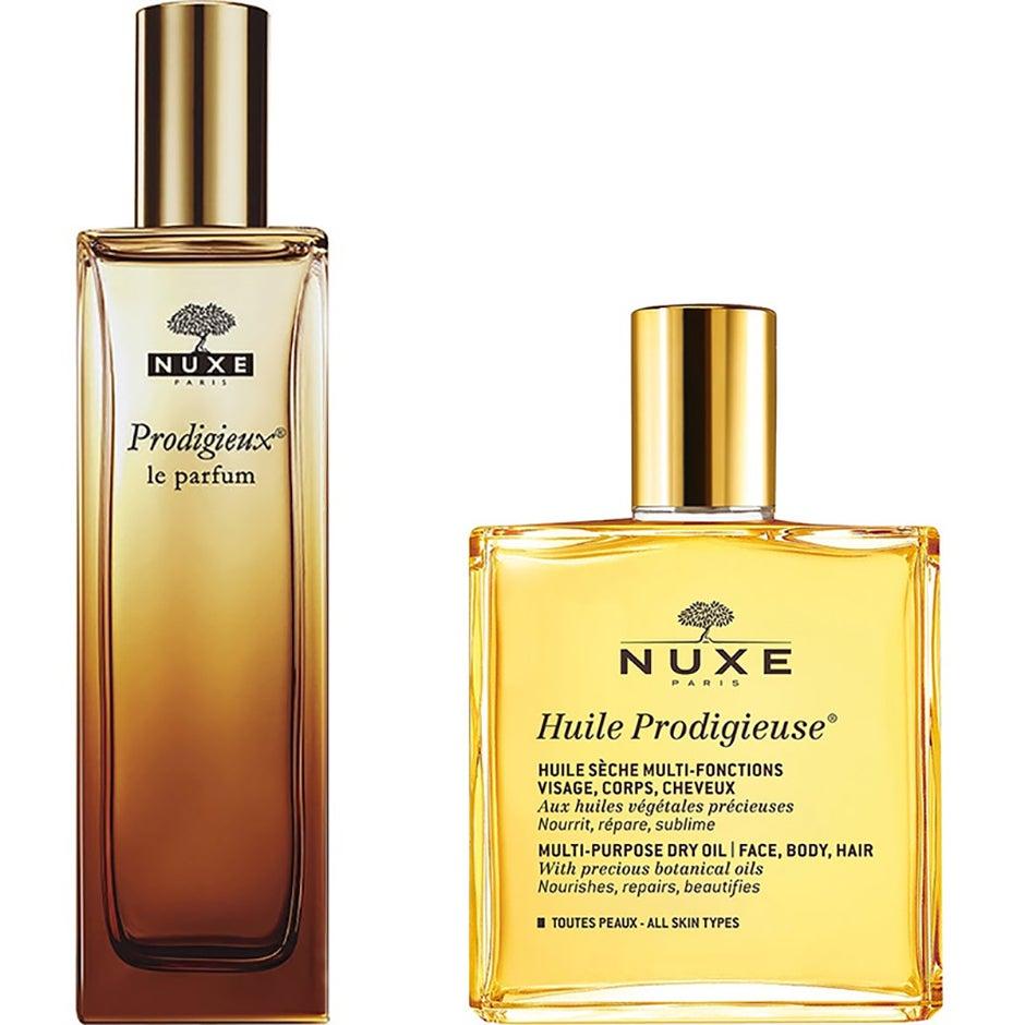 Huile Prodigieuse & Perfume,  Nuxe Hudvård