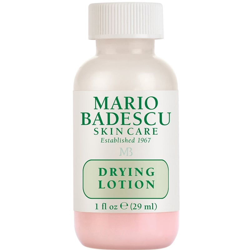 Drying Lotion Plastic Bottle
