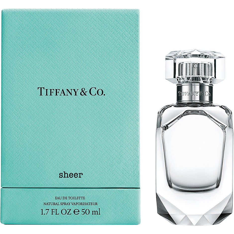 Tiffany & Co Tiffany Sheer EdT, 50 ml TIFFANY & Co Parfym