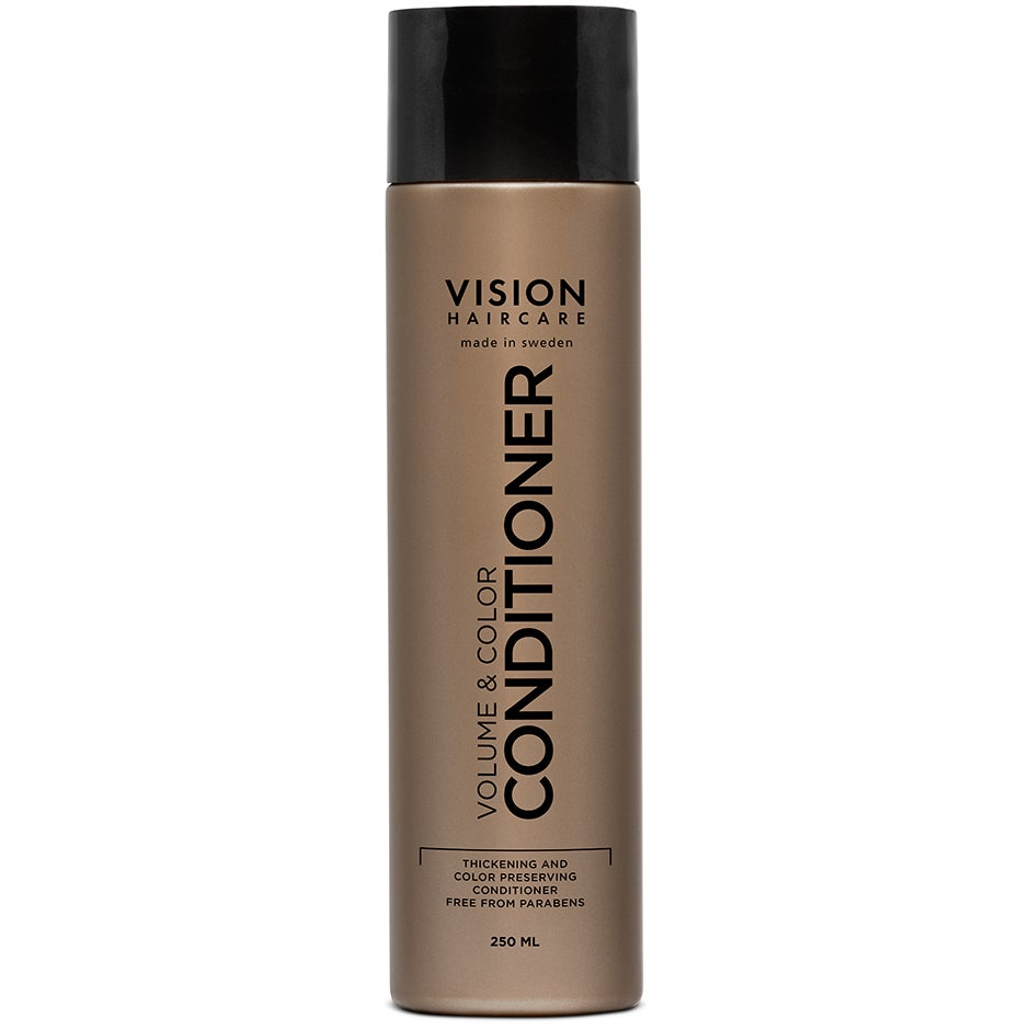 Volume & Color Conditioner, 250 ml Vision Haircare Conditioner - Balsam
