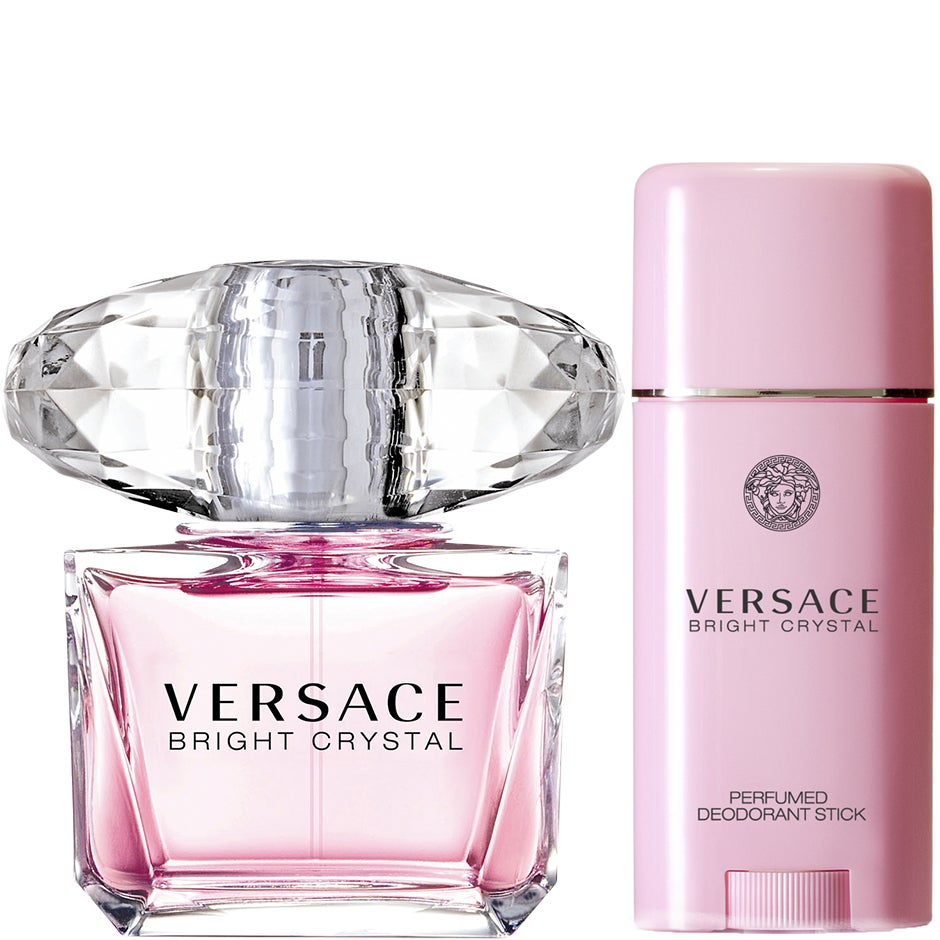 Bright Crystal Duo, 90ml Versace