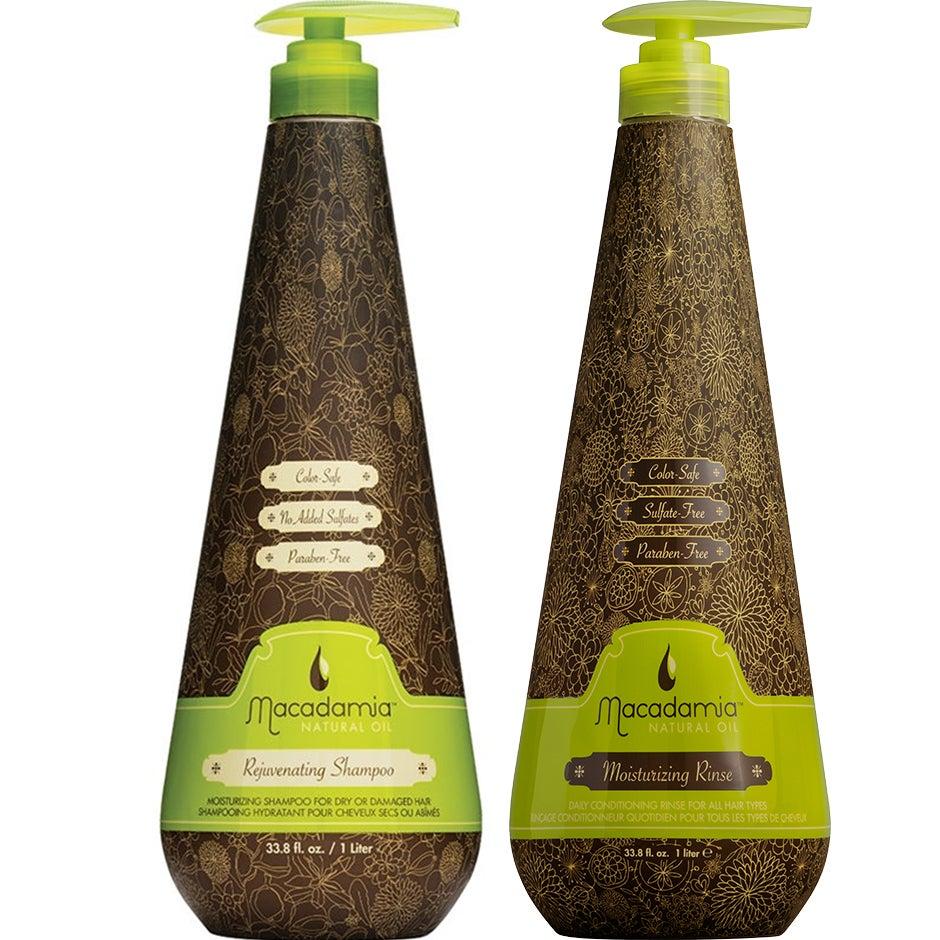 Macadamia Professional Rejuvenating Big Duo,  Macadamia Hårvård