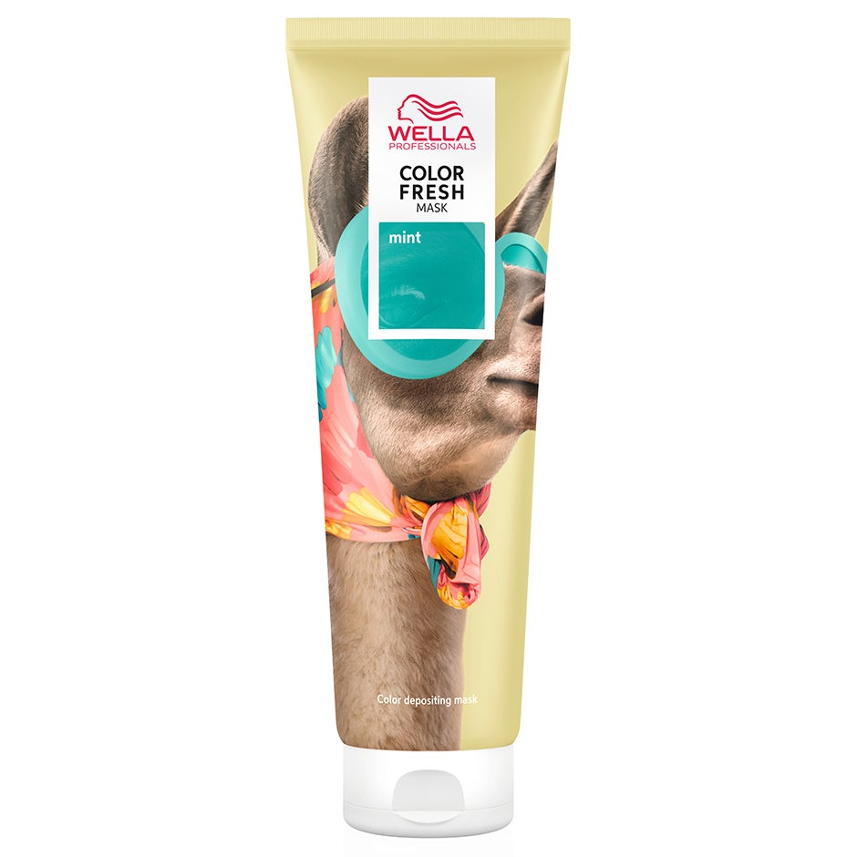 Color Fresh Mask, 150 ml Wella Hårinpackning