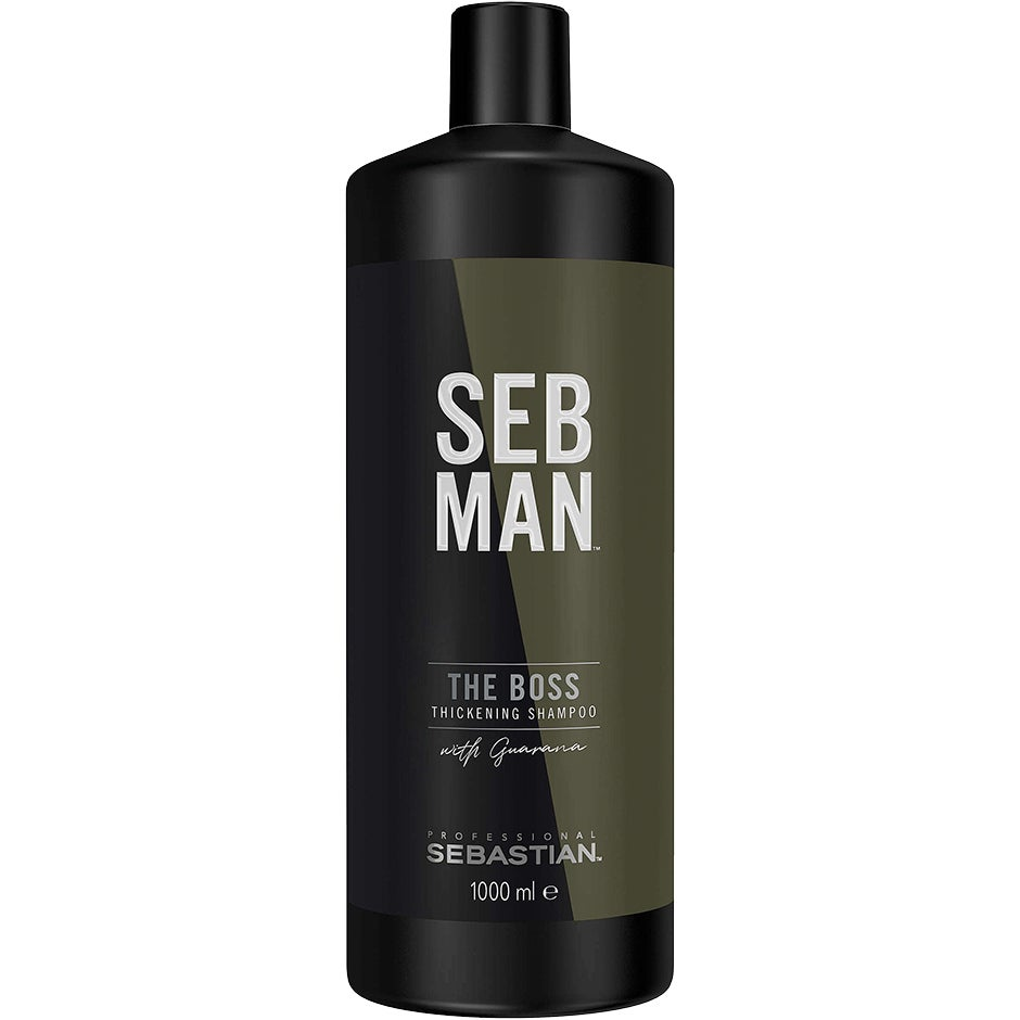 SEB MAN The Boss Thickening Shampoo, 1000 ml Sebastian Shampoo