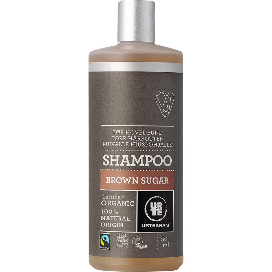 Köp Brown Sugar,  500ml Urtekram Shampoo fraktfritt