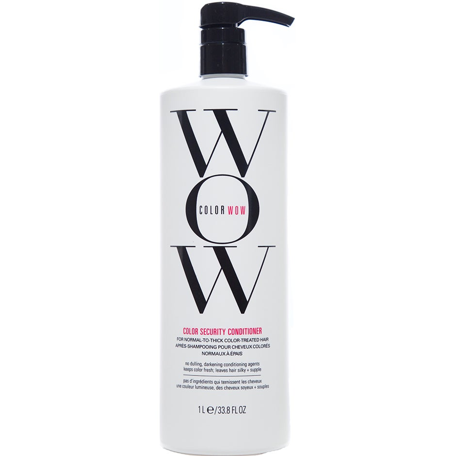 Colorwow Security Conditioner Normal To Thick Hair, 1000 ml Colorwow Conditioner - Balsam