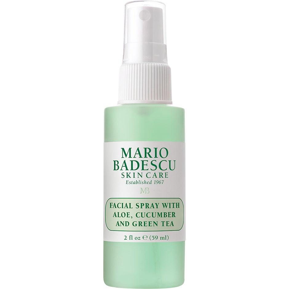 Mario Badescu Facial Spray with Aloe, Cucumber and Green Tea, 59 ml Mario Badescu Ansiktsvatten
