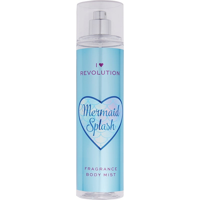 Makeup Revolution I Heart Revolution Mermaid Splash Body Mist