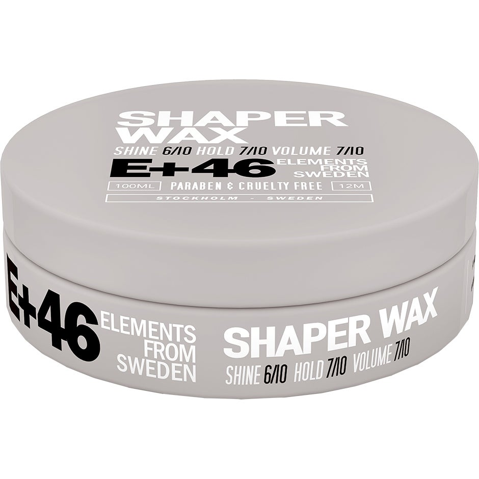 Shaper Wax, E+46 Hårvax