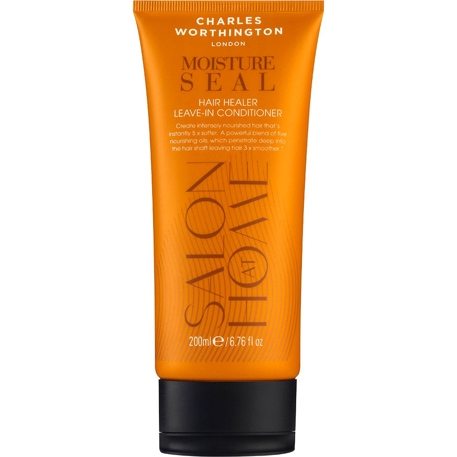 Charles Worthington Moisture Seal Hair Healer Leave-in Conditioner, 200 ml Charles Worthington Leave-In Conditioner