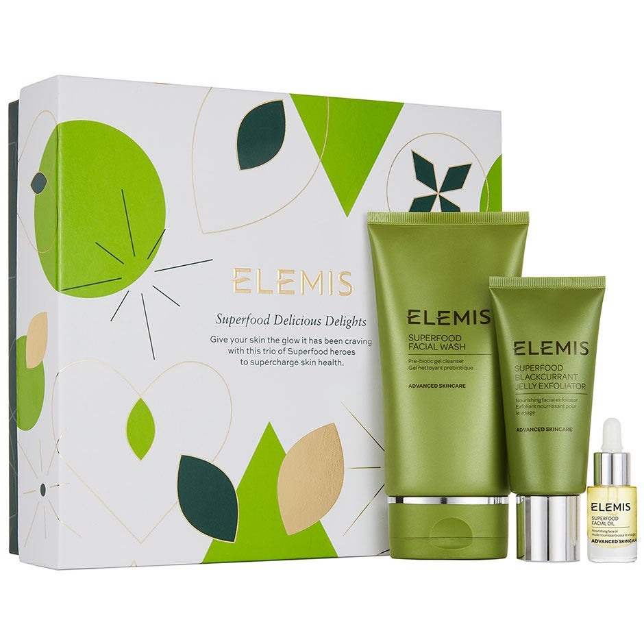 Superfood Delicious Delights,  Elemis Ansikte
