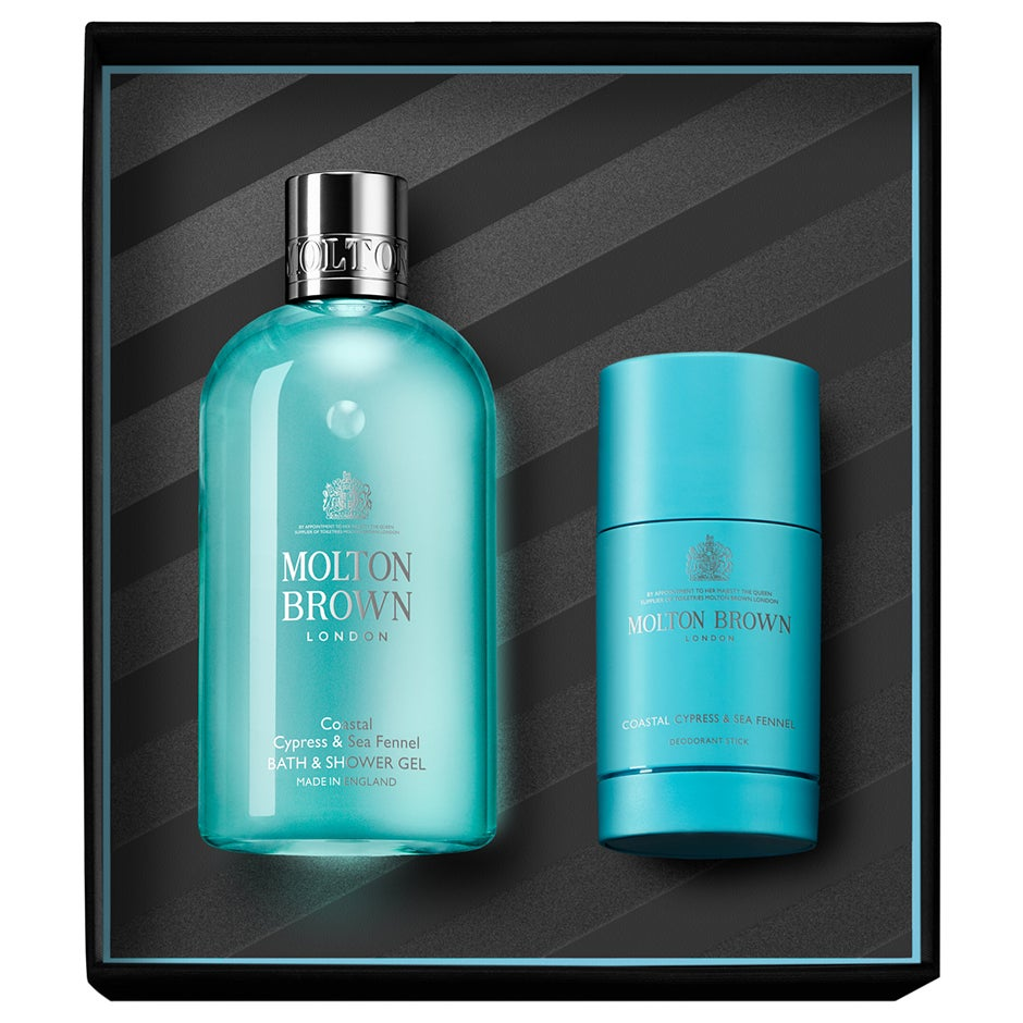Coastal Cypress & Sea Fennel Body Collection (Deo Stick), 770 g Molton Brown Gift Set Dam