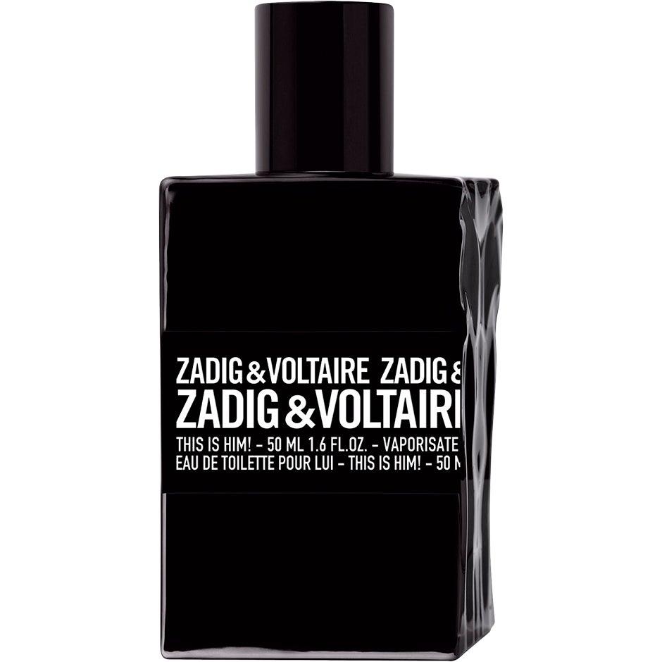 Köp ZADIG & VOLTAIRE This is him! EdT, 50ml Zadig & Voltaire Parfym fraktfritt thumbnail