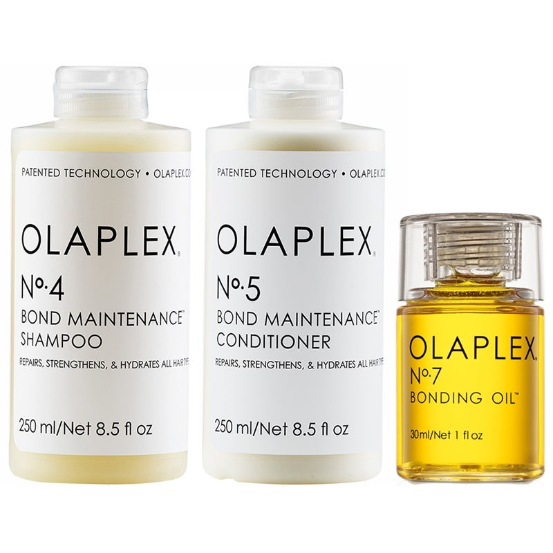 Olaplex Bond Maintenance & Oil