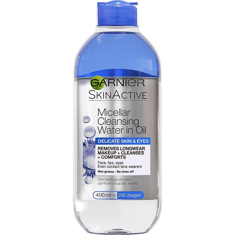 Garnier Micellar Water in Oil Delicate Blue