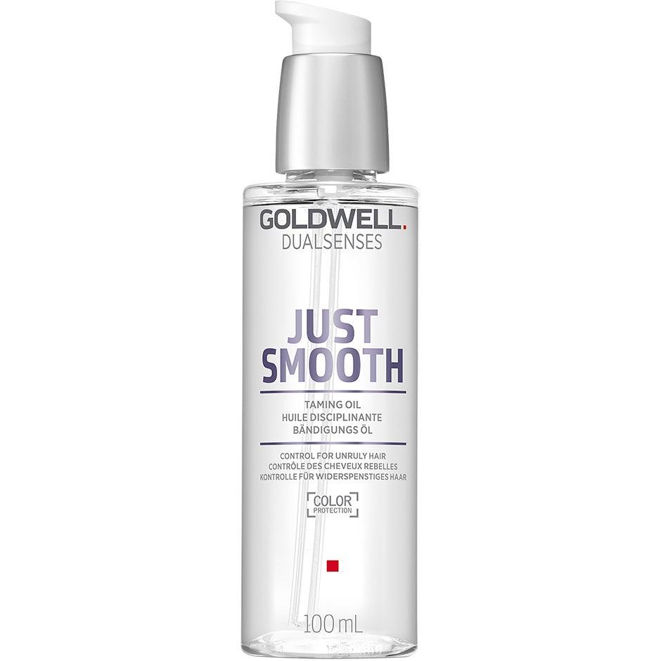 Köp Dualsenses Just Smooth,  100ml Goldwell Serum & hårolja fraktfritt