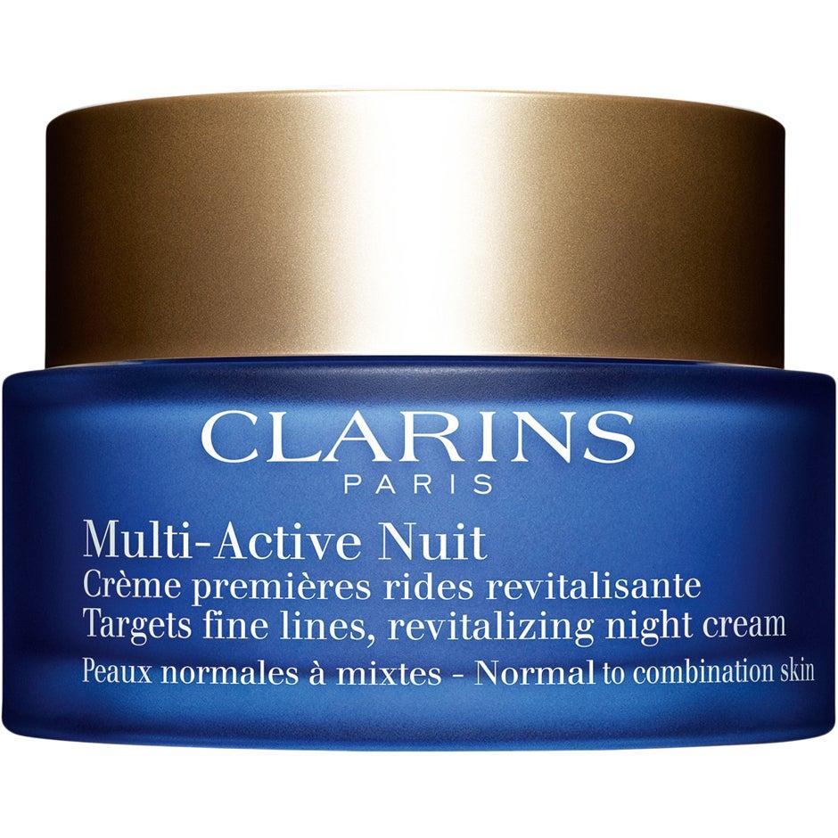 Clarins Multi-Active Nuit Light Normal/Combined Skin, 50 ml Clarins Nattkräm