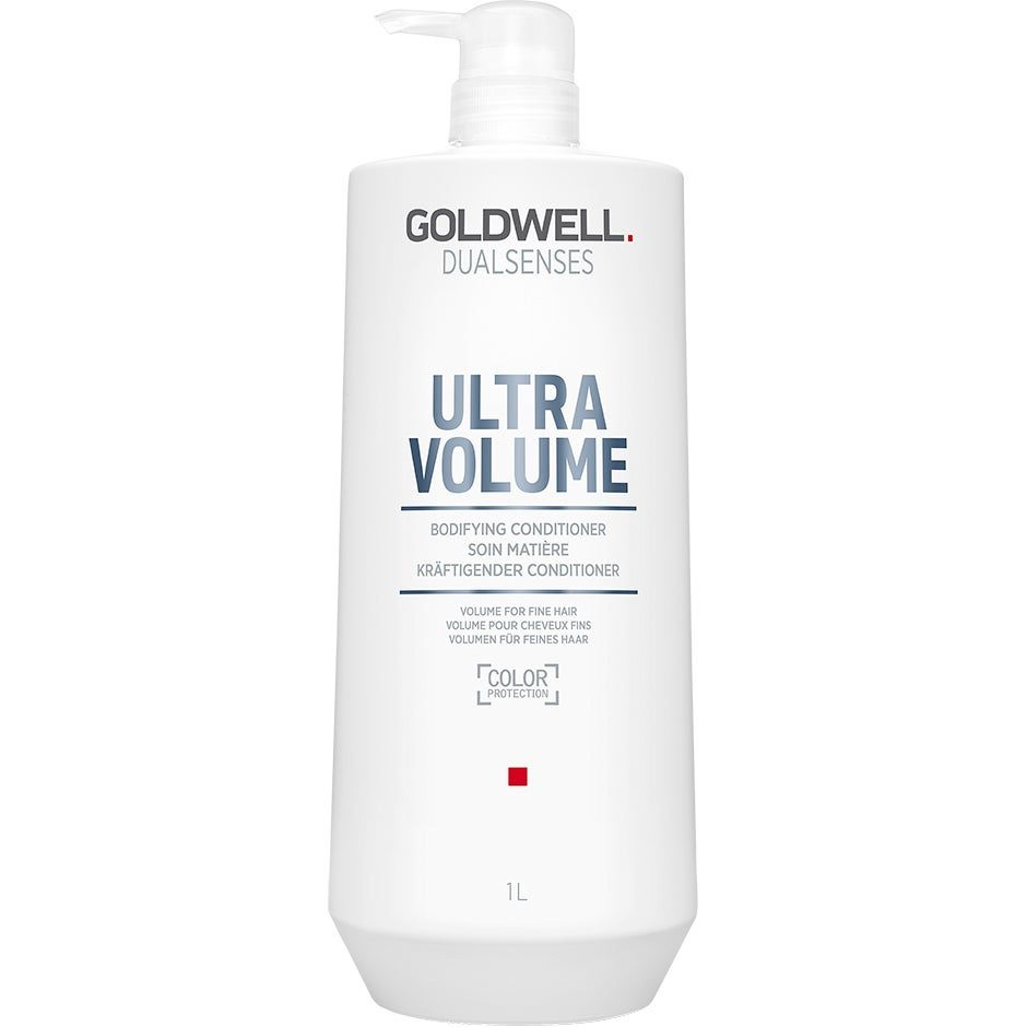 Dualsenses Ultra Volume, 1000 ml Goldwell Conditioner - Balsam