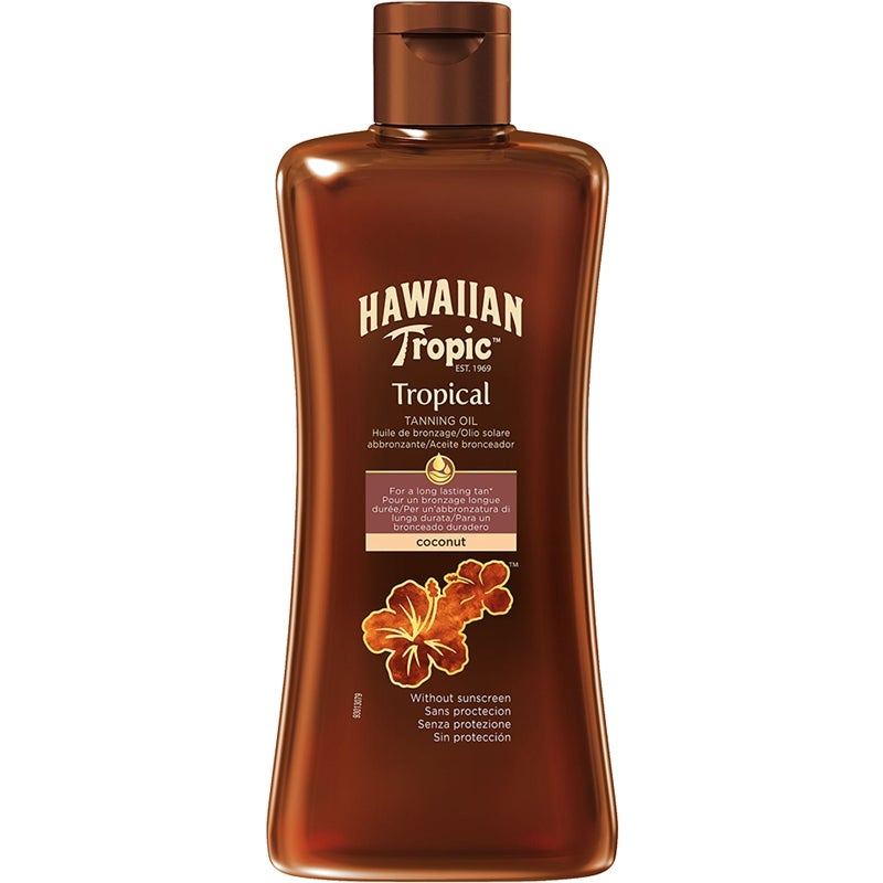 Tropical Tanning Oil Coconut