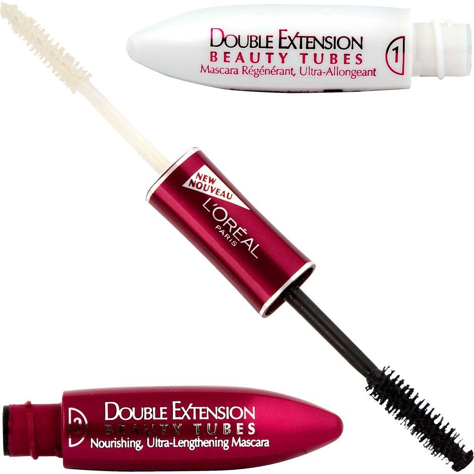 L'Oréal Paris Double Extension Mascara Beauty Tubes, 12 ml L'Oréal Paris Mascara