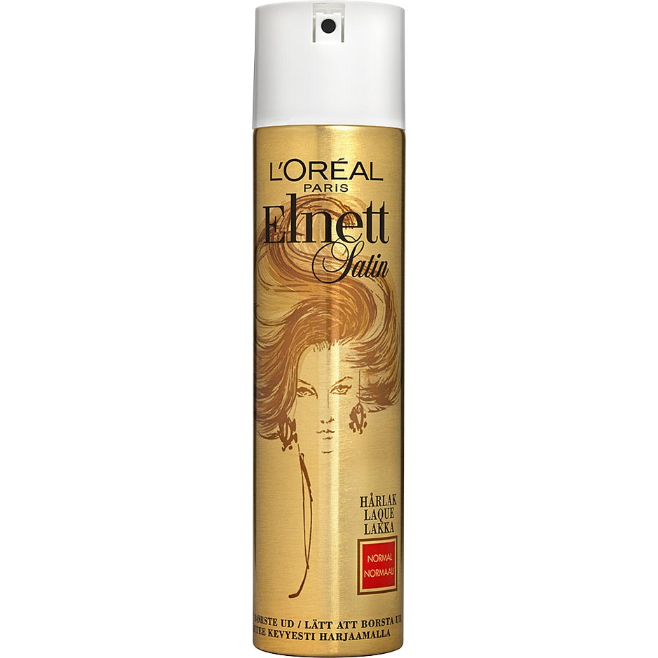 Elnett Satin, Normal 250 ml L'Oréal Paris Hårspray