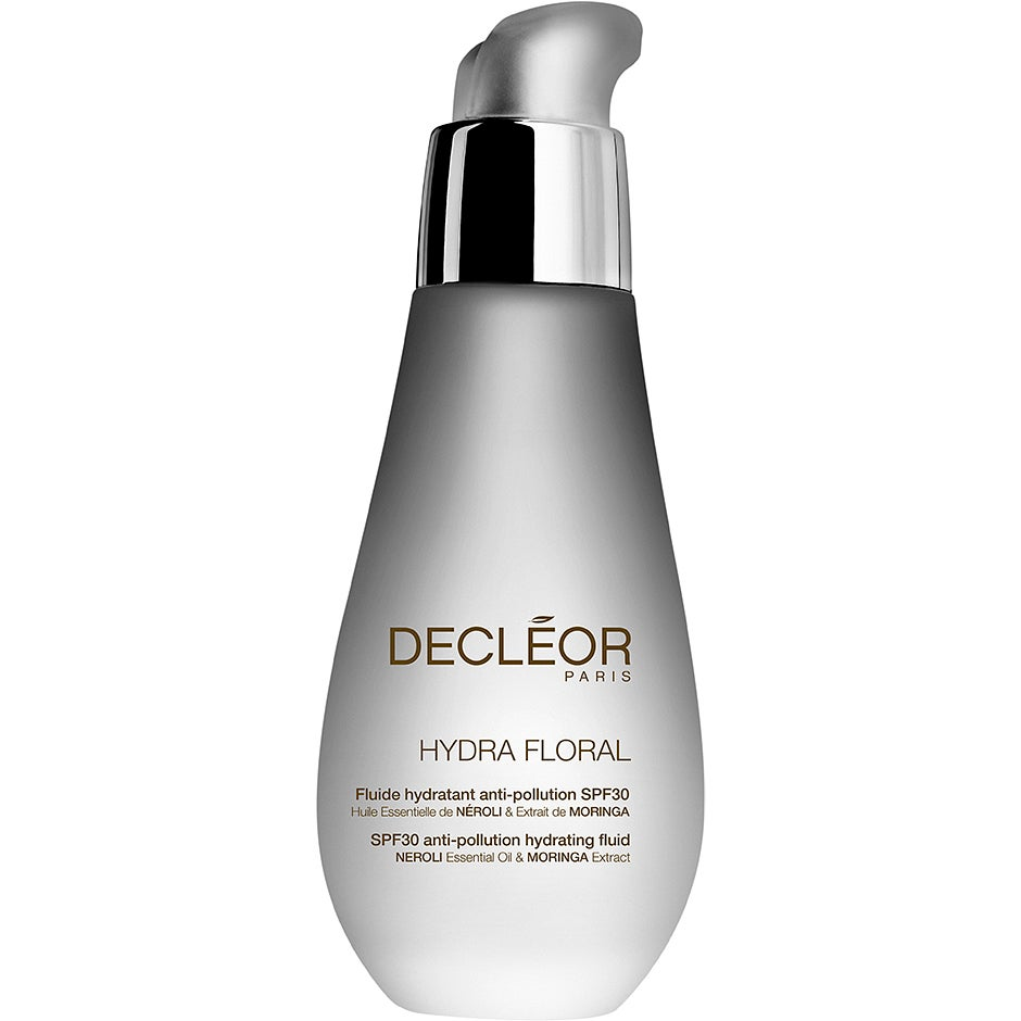 Decléor Hydra Floral Anti-Pollution Hydrating Fluid SPF30, 50ml Decléor Dagkräm