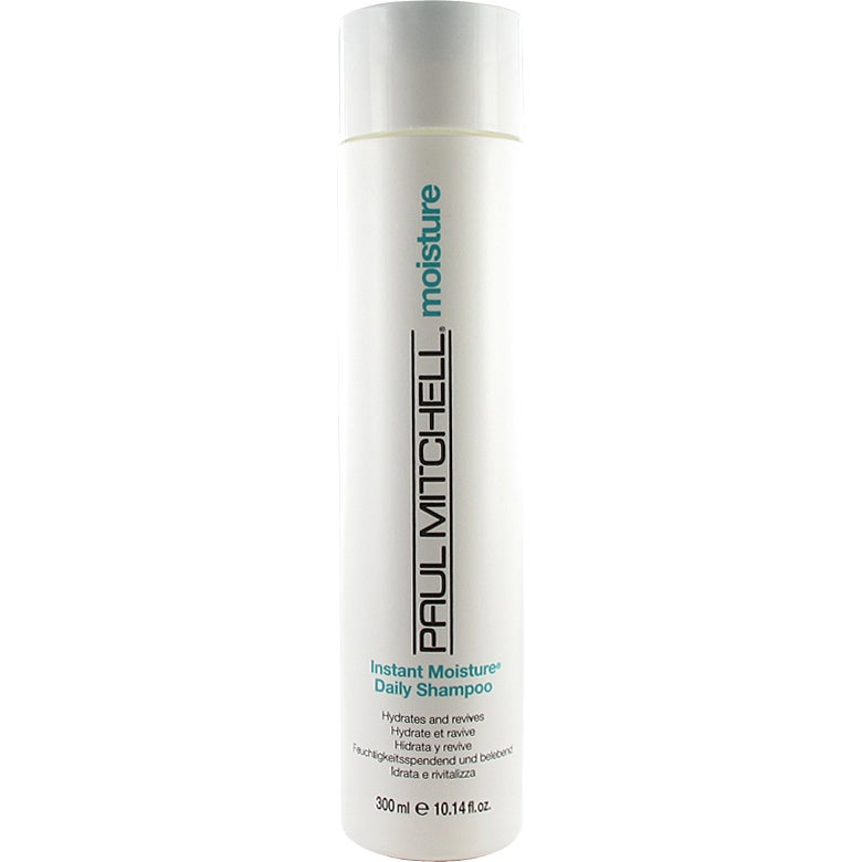 Paul Mitchell Moisture Instant Moisture Daily Shampoo, 300ml Paul Mitchell Shampoo