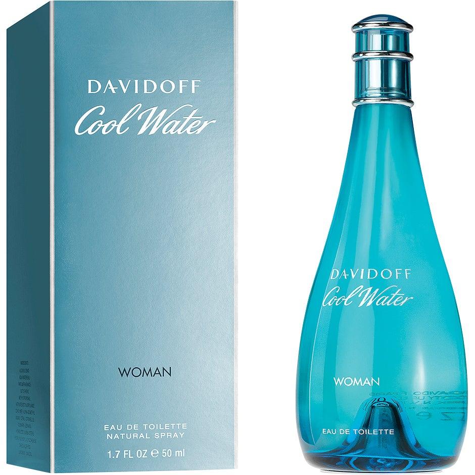 Davidoff Cool Water Woman EdT, 50 ml Davidoff Parfym