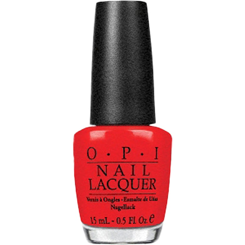 Köp OPI Nail Lacquer, Red My Fortune Cookie,  15ml OPI Nagellack fraktfritt