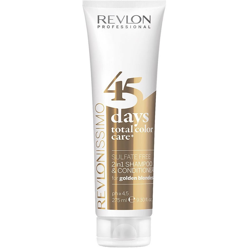 45 Days, 275 ml Revlon Professional Shampoo
