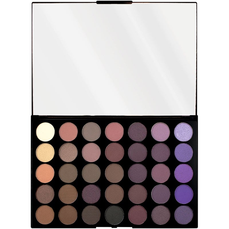 Makeup Revolution Pro HD Palette Amplified 35 Eyeshadow