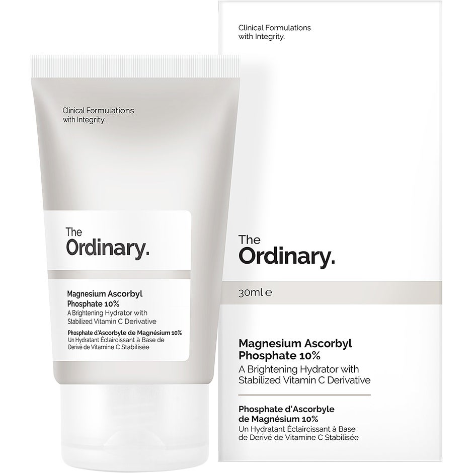 The Ordinary Magnesium Ascorbyl Phosphate Solution 10%, 30 ml The Ordinary. Serum & Ansiktsolja