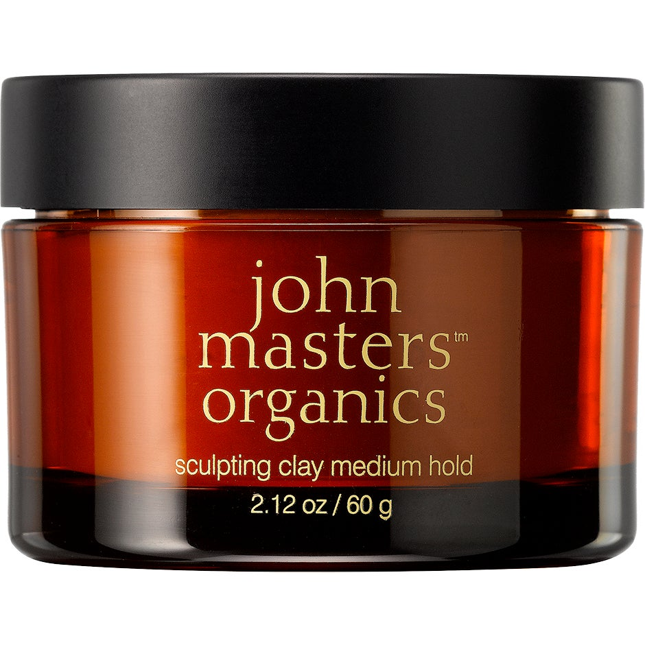 John Masters Sculpting Clay Medium Hold, 60 g John Masters Organics Hårvax
