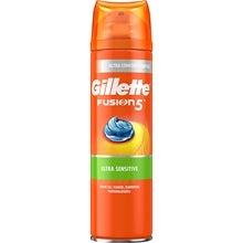 Gillette Fusion Ultra Sensitive Gel a66ae037c0fb6
