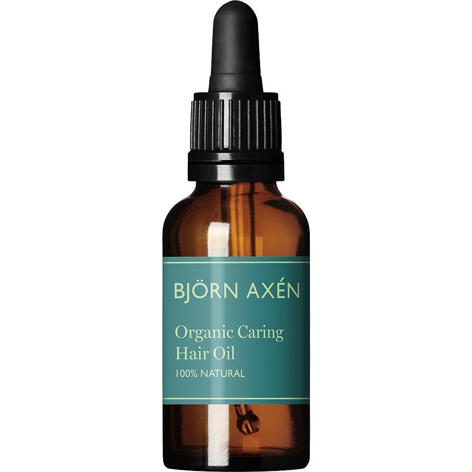 Köp Björn Axén Organic Hair Oil, 30ml Björn Axén Serum & hårolja fraktfritt