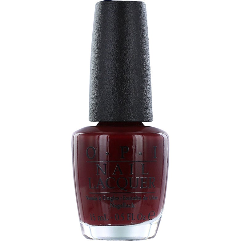 OPI Nail Lacquer, Got The Blues For Red, 15 ml OPI Nagellack
