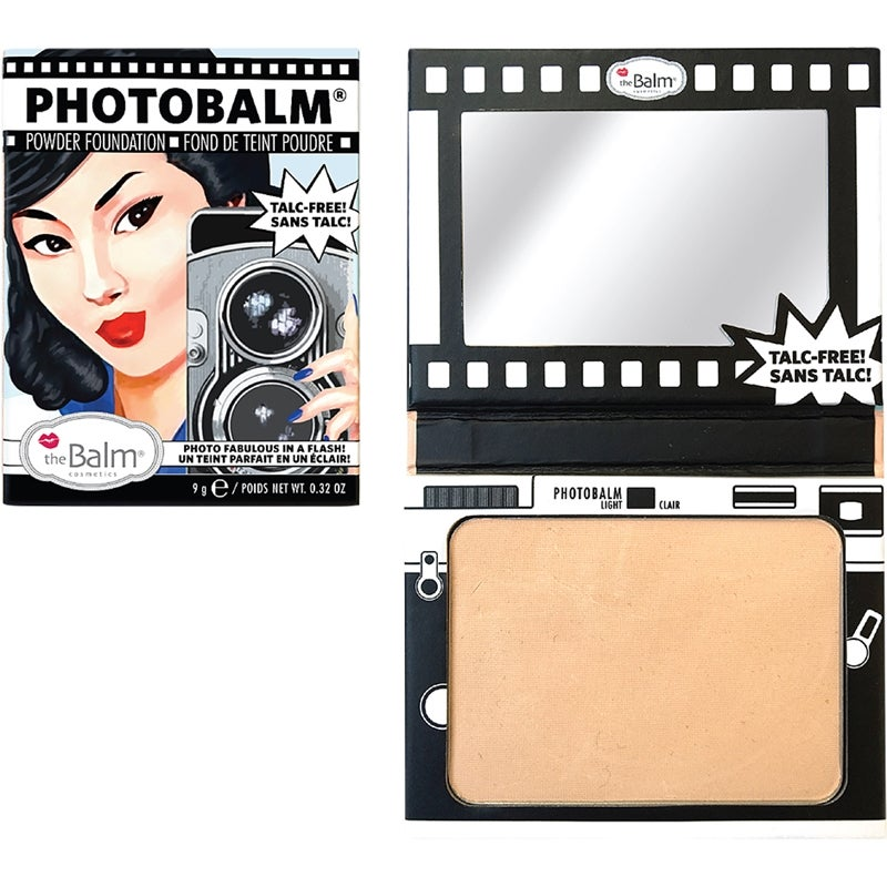 the Balm Photobalm Powder Foundation