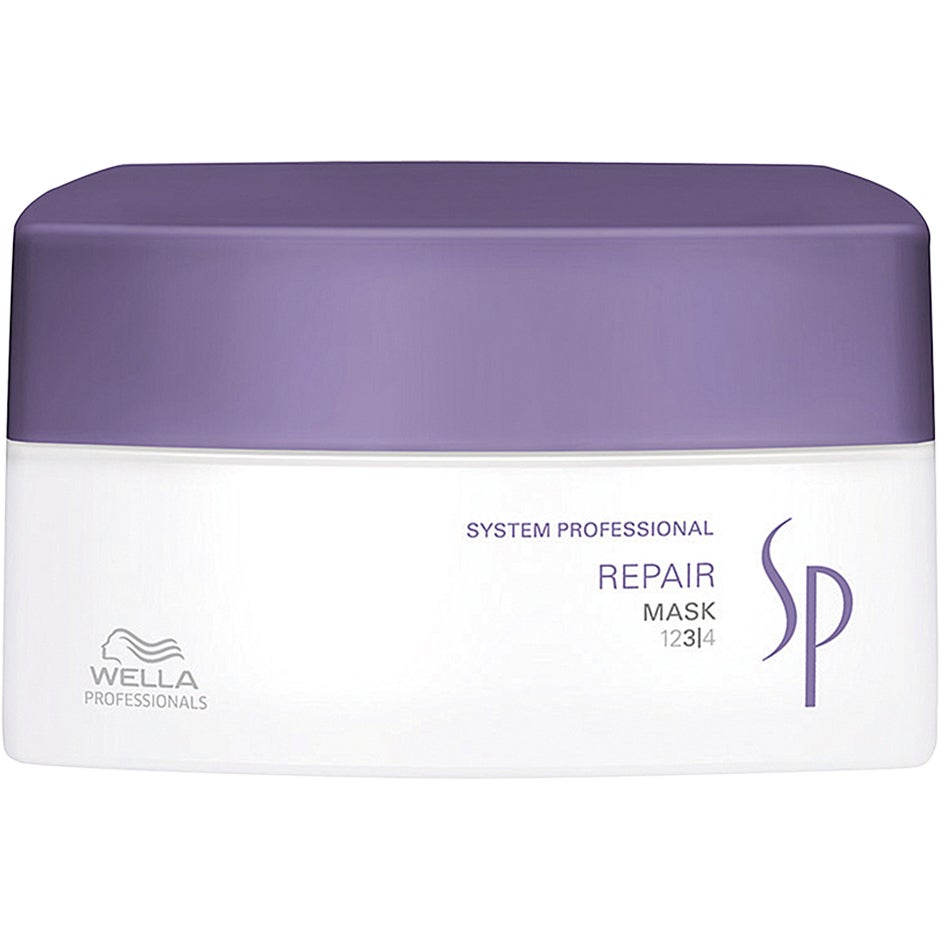 Wella System Professional Repair Mask, 200 ml Wella Hårinpackning